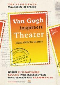 Van Gogh Inspireert Theater