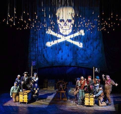 Jarige theatergroep organiseert vrolijk familiefestival 'Peter Pan'!